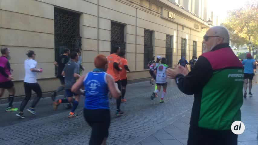 Ruth Waithera pulveriza el récord femenino en la Media Maratón Sevilla
