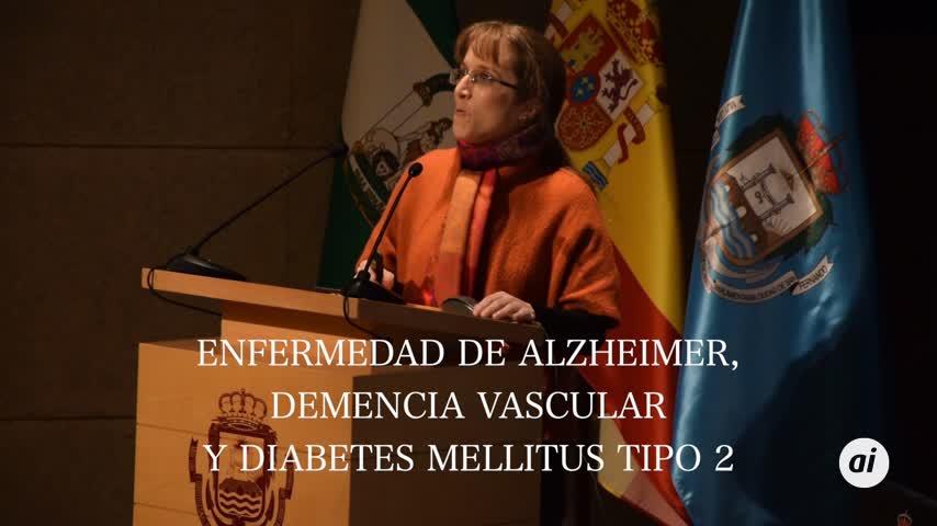La diabetes influye negativamente en la enfermedad de Alzheimer