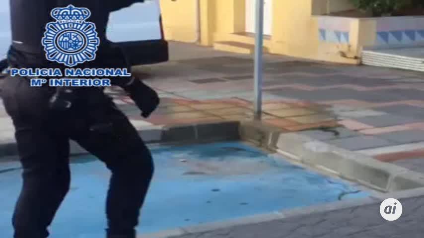 La Policía practica cuatro detenciones y resuelve un secuestro