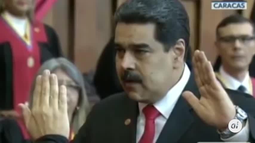 Maduro: adelantar comicios legislativos, pero no presidenciales