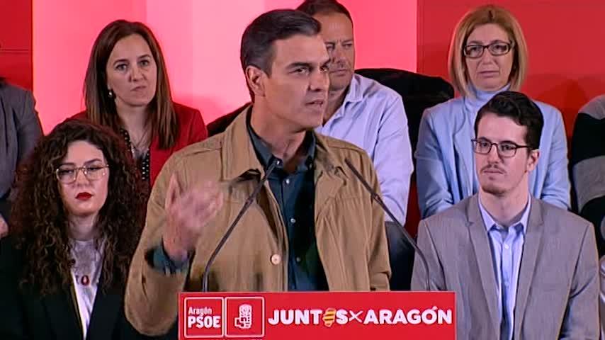 Sánchez exige a PP y Cs lealtad al Estado ante la crisis de Venezuela