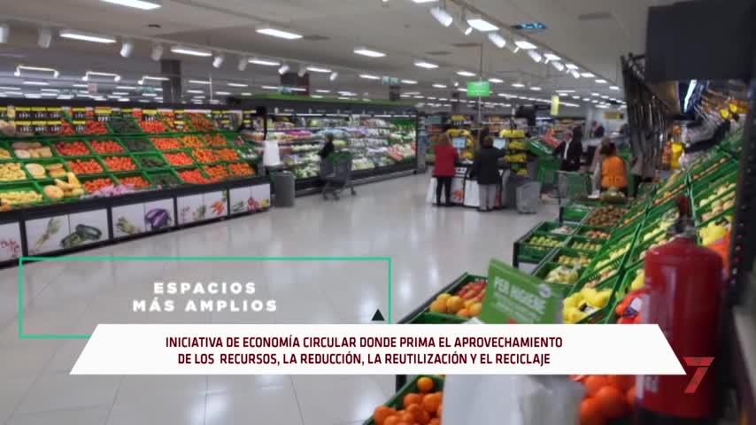 Mercadona avanza a abril la sustitución de las bolsas de plástico