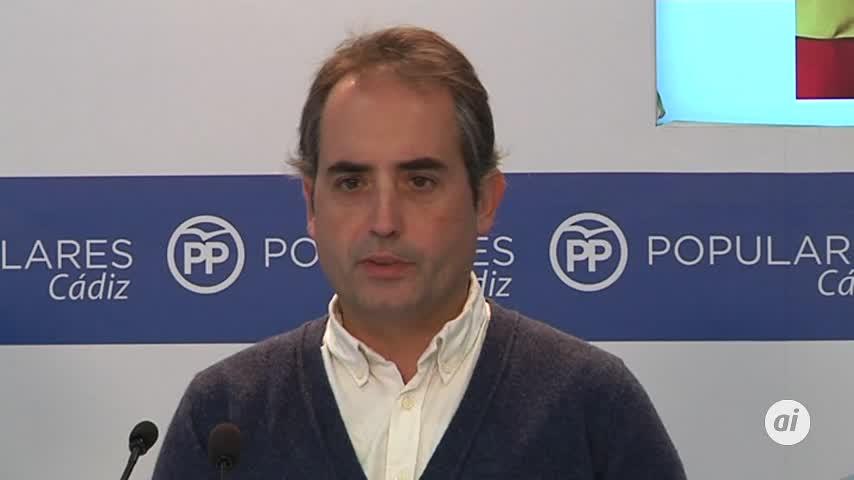 El PP de Cádiz participará en la manifestación de Madrid