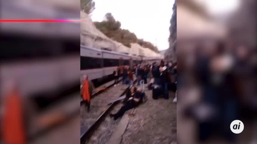 La víctima del choque de dos trenes en Barcelona es una maquinista