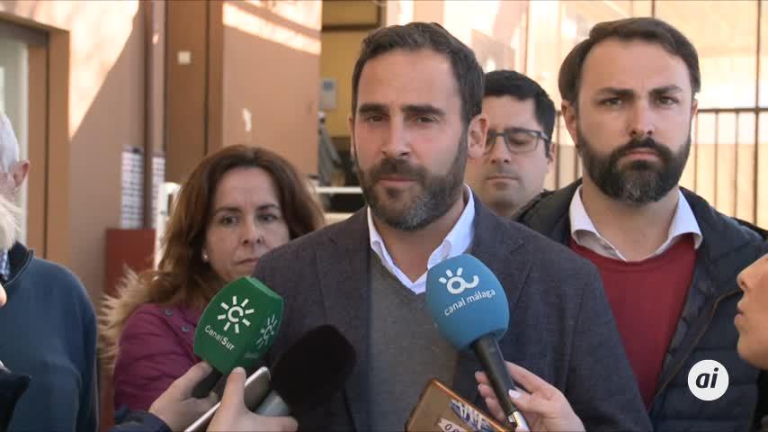 """El PSOE apunta al alcalde de Málaga """"como cooperador necesario"""""""