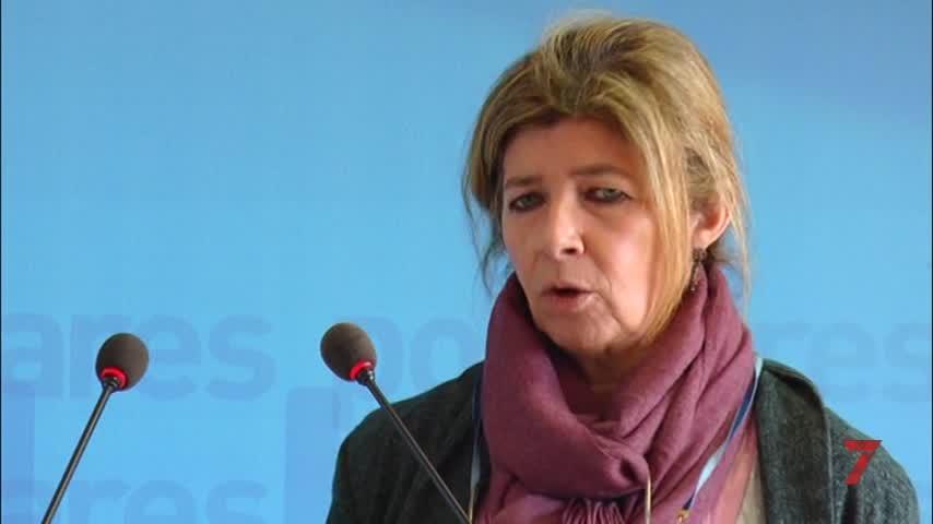 Isabel Paredes, nueva delegada territorial de Salud y Familia