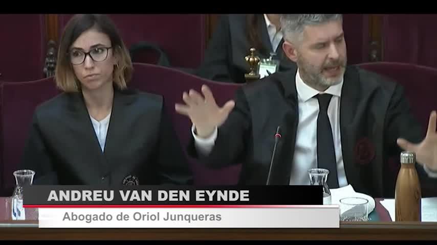 """Jornada 1: Empezó el juicio del """"procés"""" con críticas al procedimiento"""