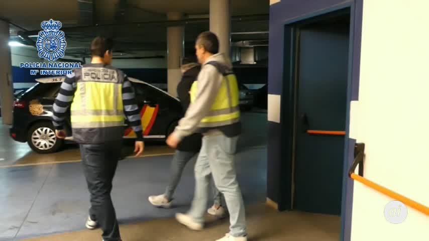 Desmantelado un grupo en Madrid que robaba y estafaba a mayores