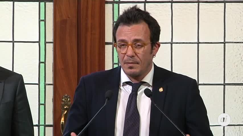 Un guiño a la lealtad institucional entre González y Moreno