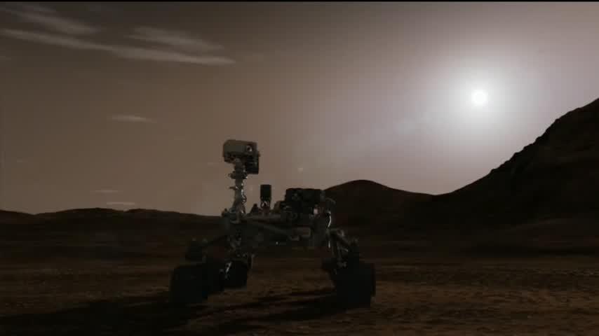 "La NASA da por ""muerto"" al robot Opportunity que investigó Marte"