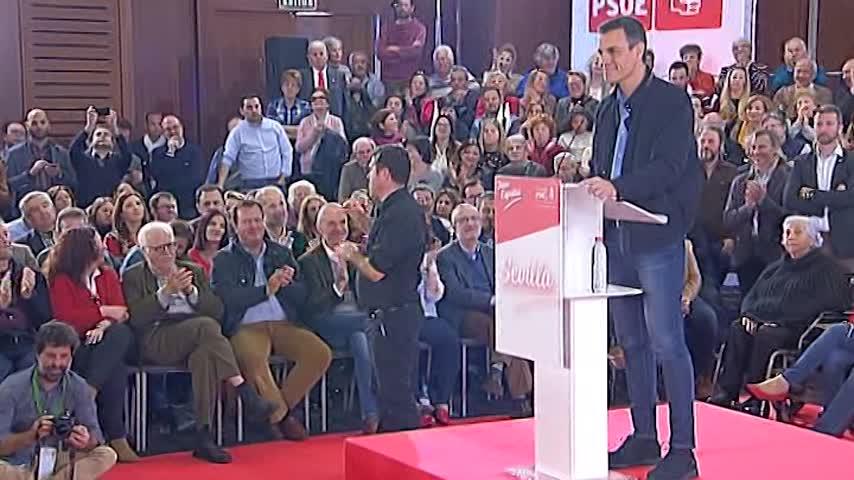 Sánchez aprobará subsidio para parados mayores de 52 años