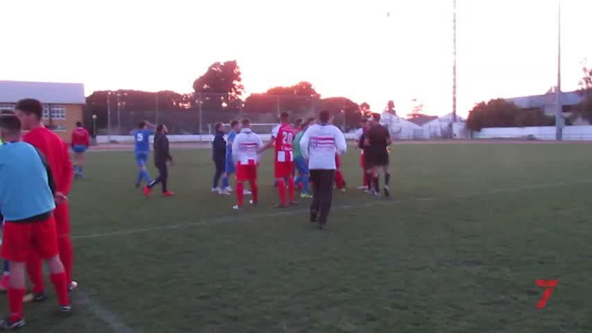 La Juve y el Trebujena empataron a cero con El Picacho
