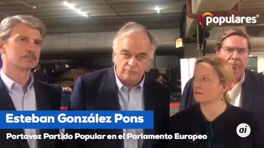 Expulsan de Venezuela a la delegación del Partido Popular Europeo