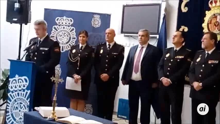 El comisario jefe de Algeciras insta a mantener la línea de trabajo