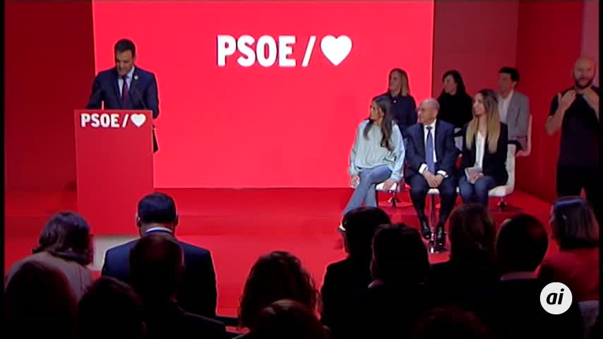 """El PSOE lanza su lema para la precampaña: """"La España que quieres"""""""