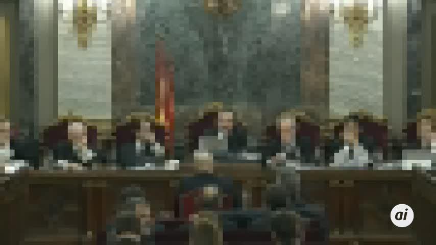 """Romeva se suma a la tesis de Junqueras: """"Soy un preso político"""""""