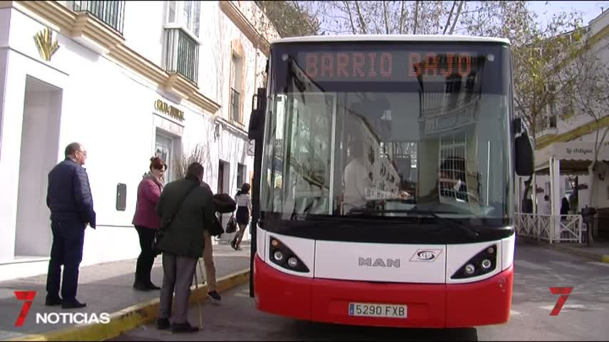 Valenzuela estudia suspender el servicio de transporte urbano