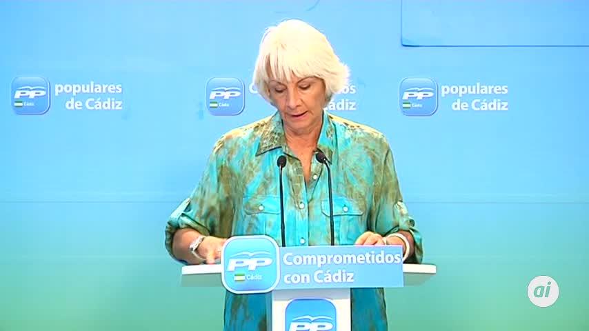 """Teófila Martínez afronta un """"nuevo reto"""" que califica de """"apasionante"""""""