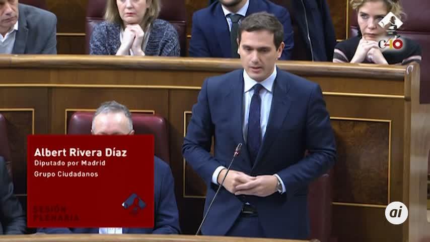 Sánchez evita responder a Rivera si indultara a presos independentas