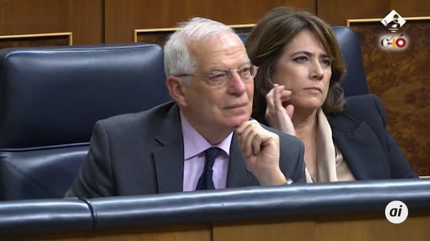 """Borrell subraya que la UE ha reconocido Gibraltar como """"colonia"""""""