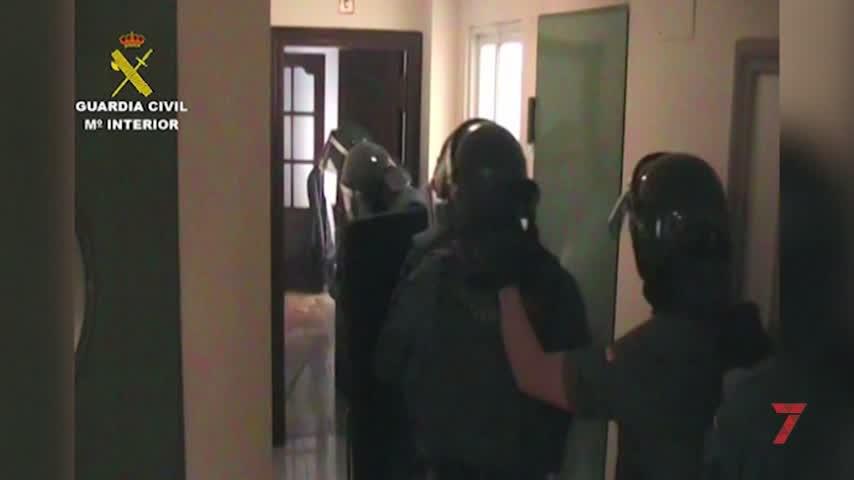 Detenidos los 4 responsables de una red de explotación sexual