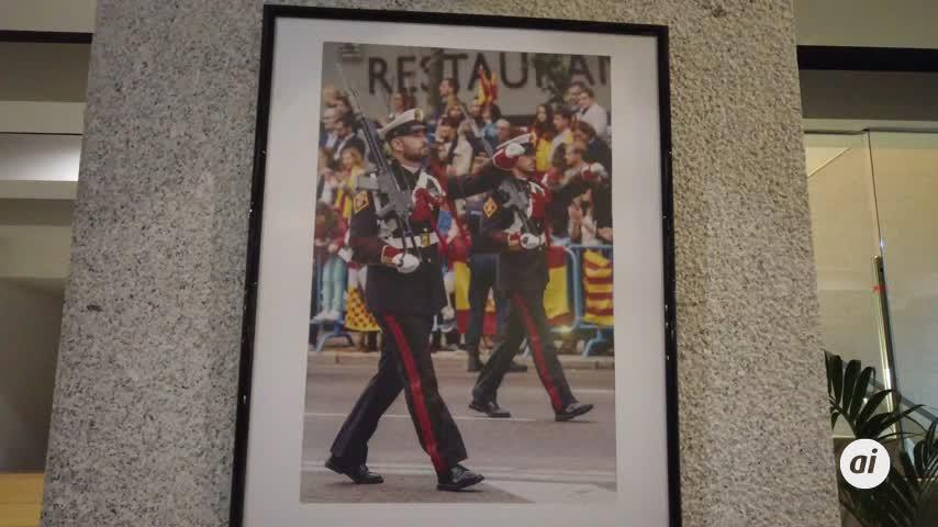 La Infantería de Marina Española en 25 fotografías de acción