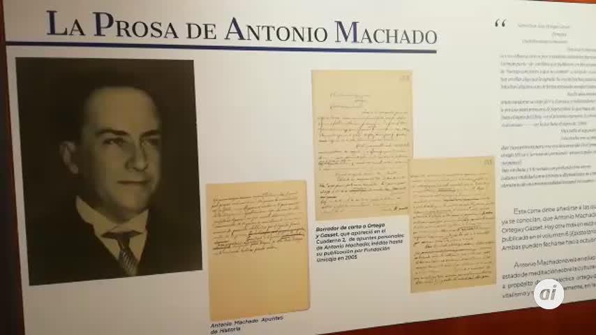 Los Machado vuelven a Sevilla gracias a la Fundación Unicaja