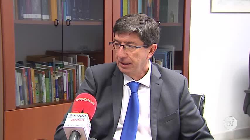Marín afea que PSOE y Adelante rechacen el Presupuesto sin conocerlo