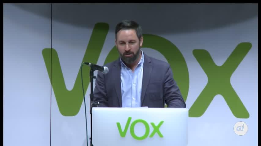Vox aprueba con un 93% sus nuevos estatutos que eliminan las primarias