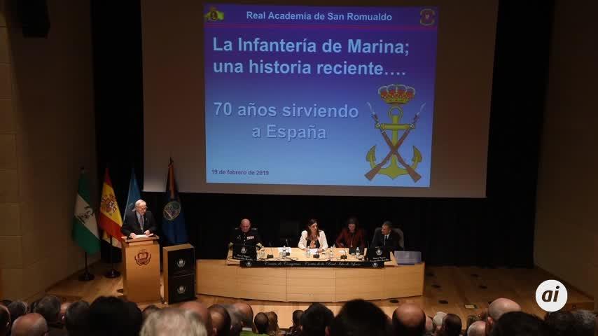 La Infantería de Marina, mirándola desde los últimos setenta años