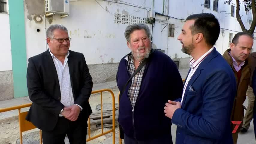 Al 60 % la renovación de las redes de saneamiento de Icovesa