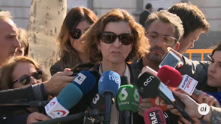 Forcadell lleva al Tribunal de Estrasburgo su prisión preventiva