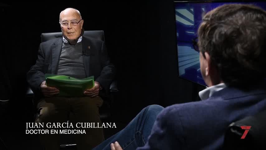 Juan García Cubillana, 90 años del hombre que escribió su destino