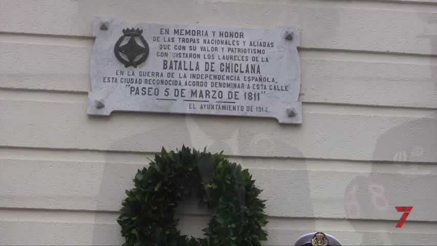 Inaugurado el monolito donado por 'The Royal Irish Fusiliers Old'