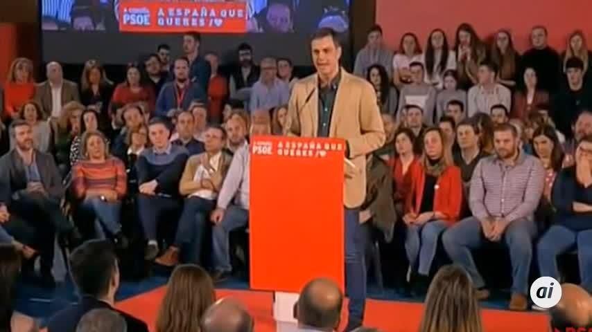 Pedro Sánchez promete la eutanasia si gana las elecciones