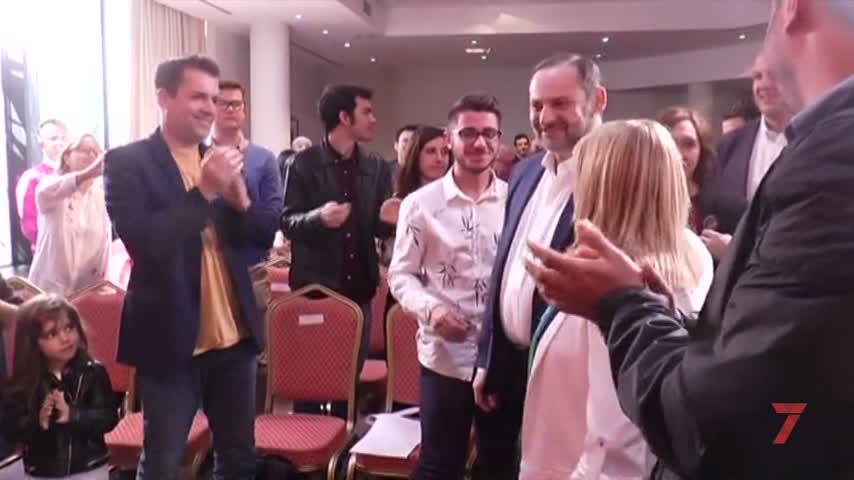 """La candidatura """"ganadora"""" del PSOE para """"seguir dando color a Jerez"""""""
