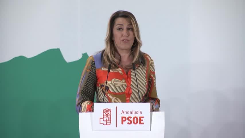"""Díaz denuncia la """"mentira"""" y """"montaje"""" del Gobierno de Moreno"""