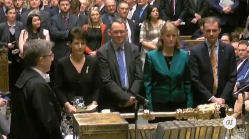 """El Parlamento apoya pedir a la UE retrasar la fecha del """"brexit'"""