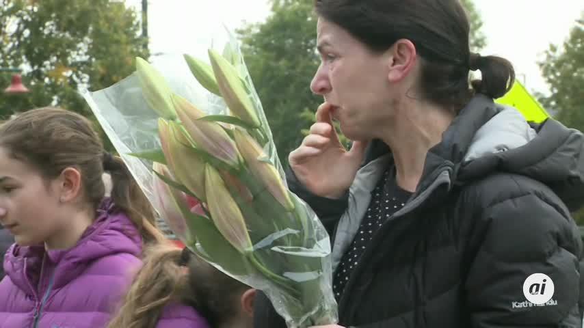 Tensa espera ante la entrega de cuerpos de víctimas en Christchurch