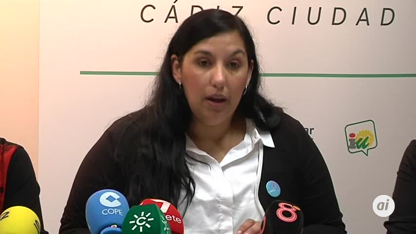 """Podemos e IU confluyen en """"Adelante Cádiz"""" con 'Kichi' como candidato"""