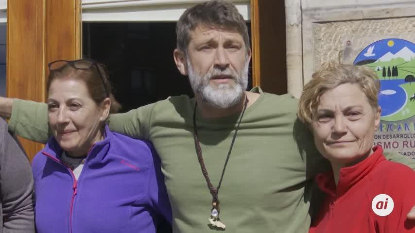 Rescatados 25 senderistas de Vigo en una zona de monte