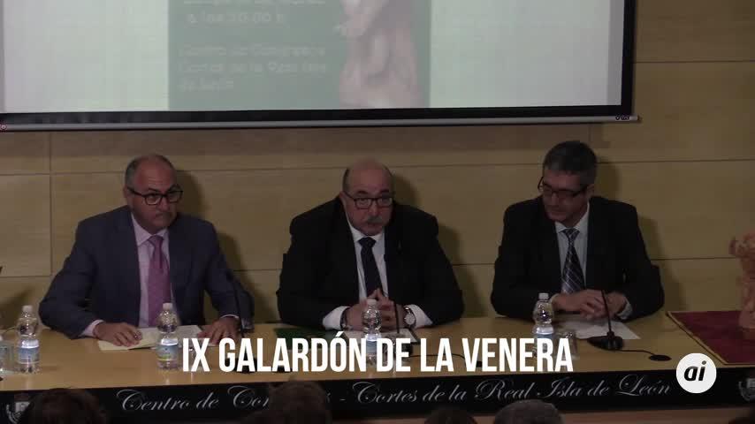 Ribera Tordera recibe emocionado el IX Galardón de La Venera