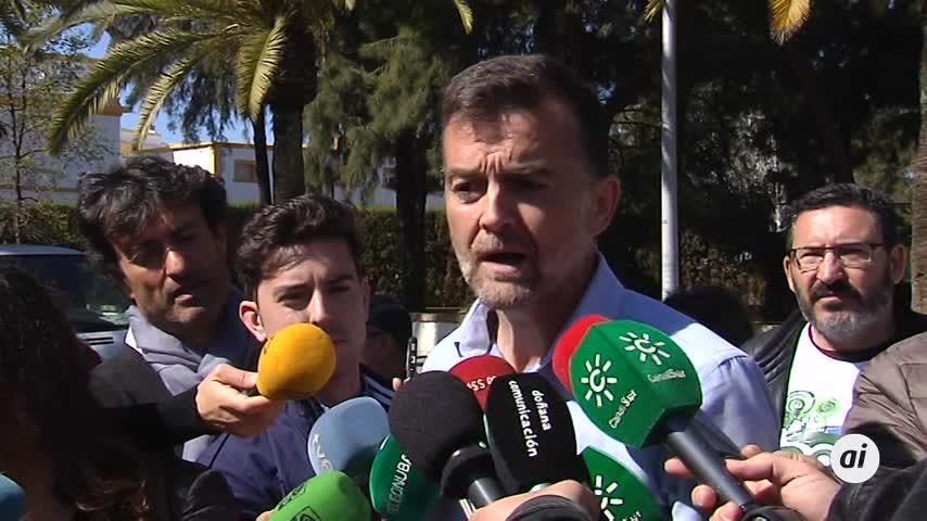 Salvemos Doñana espera que Europa pare el proyecto del gas