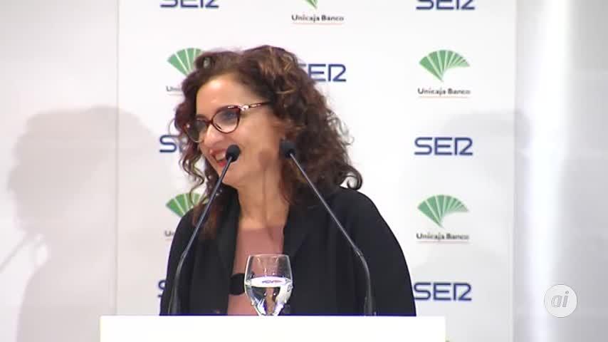 Montero: Jamás he hablado con Sánchez sobre candidatura a la Junta