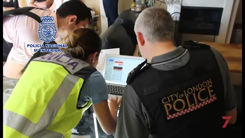 La mayor operación europea contra el pirateo de TV arrancó en Málaga