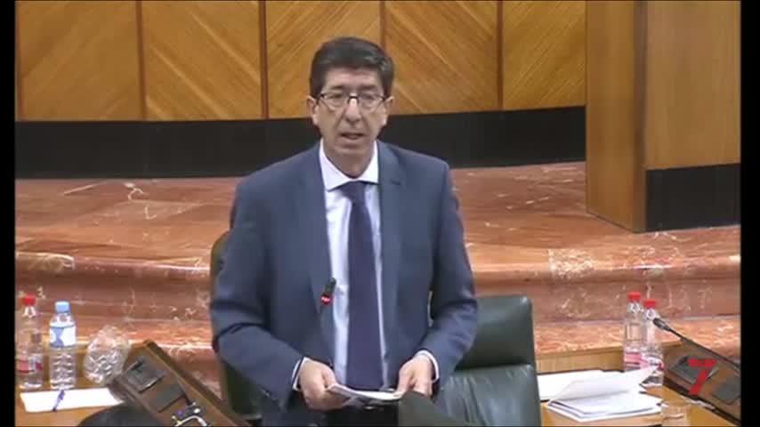 Marín anuncia que la Ciudad de la Justicia irá a Palmas Altas