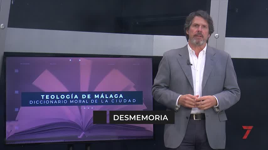 Teología de Málaga. Desmemoria