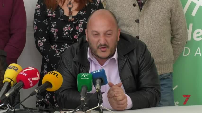 Ruiz-Berdejo será el candidato a la Alcaldía de Adelante Jerez