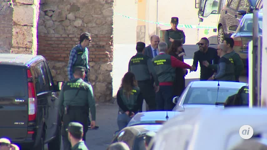 Hallan un matrimonio fallecido en Loeches en posible crimen machista