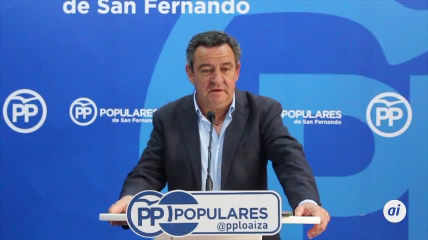 Loaiza pide apoyo al Gobierno local para el nuevo centro de Párkinson